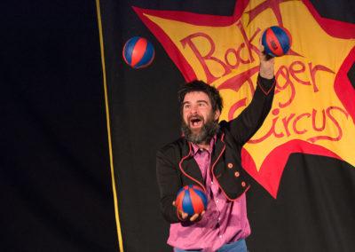 rocket tiger circus