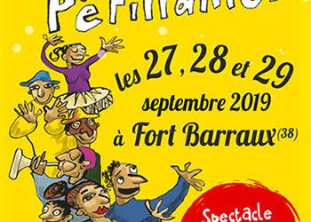 Journées pétillantes à Fort Barraux, septembre 2019