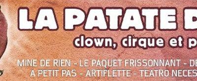 Le collectif de la Patate Douce. Festival d'Aurillac 2015