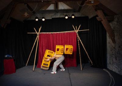 Le cirque à moi tout seul