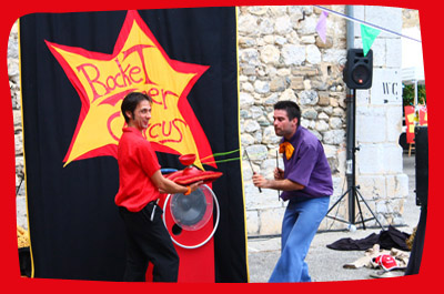 Spectacle Le Rocket Tiger Circus