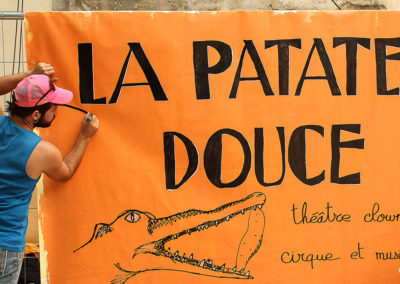 Collectif La patate douce
