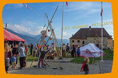 Festival journées pétillantes