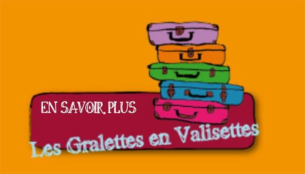 spectacle Artiflette Les Gralettes en valisettes